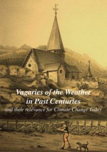 Titelbild des Buches «Vagaries of the Weather in Past Centuries