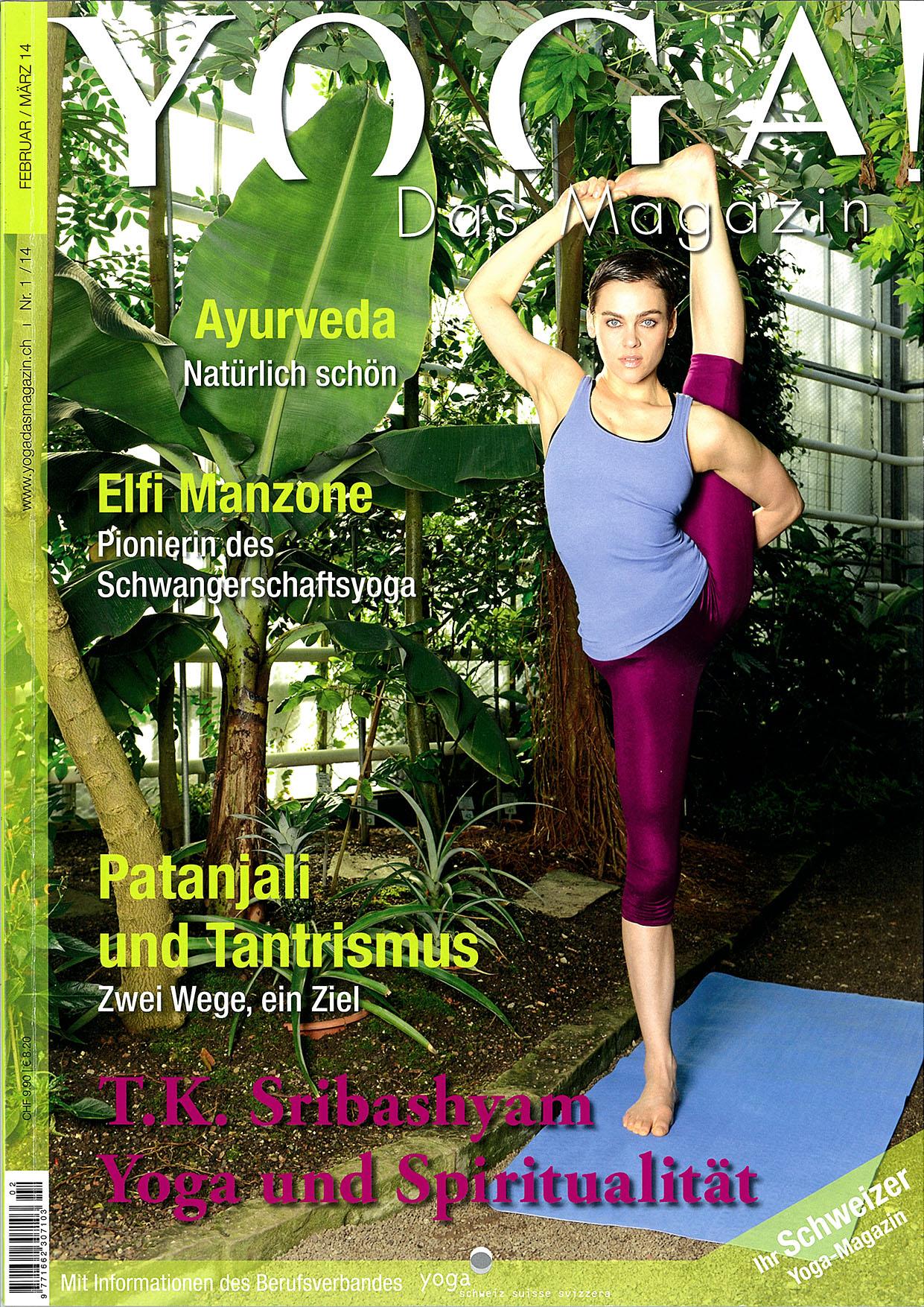 Yoga Das Magazin Müller Medien Ag