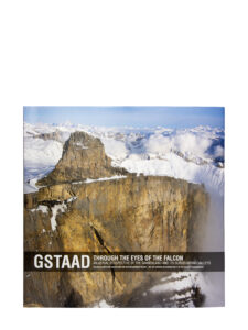 Coverbild des Buches Gstaad Through the Eyes of the Falcon